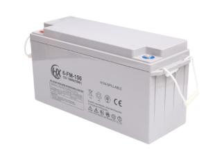 Solar AGM battery