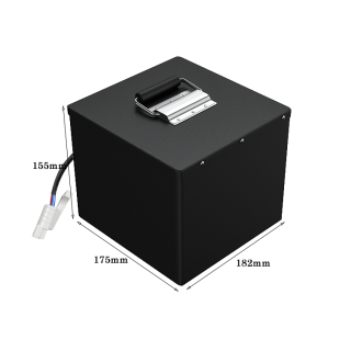 48v 20ah lithium battery with BMS
