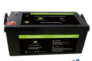 Lifepo4 battery pack 12V 280AH