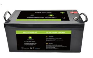 Lifepo4 battery pack 12V 200AH