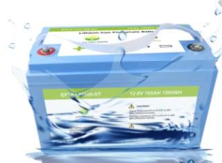 Lifepo4 battery pack 12V 100AH