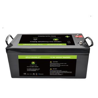 Lifepo4 battery pack 12V 300AH