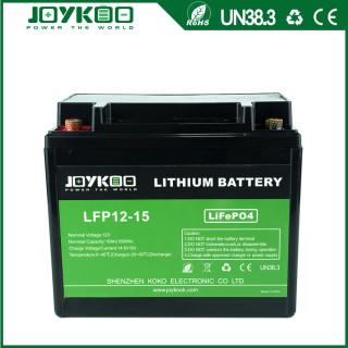 LFP 12V-15Ah