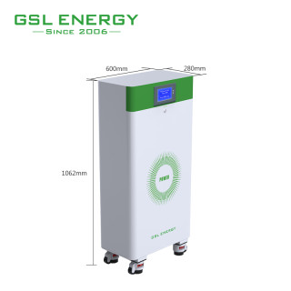 GSL 48V 20Kwh Lithium Ion Battery
