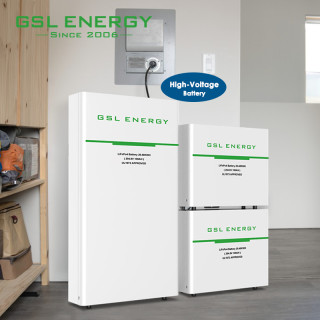 GSL ENERGY 10Kwh 15Kwh 20Kwh High Voltage Lithium Battery