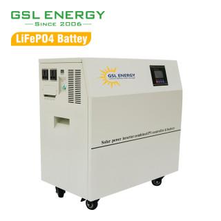 GSL 200W 2400W 4800W All in One Full Off-grid System