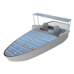 Boats - Solar Powered