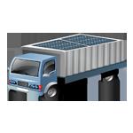 شاحن بطارية الشاحنة (مدمج)