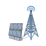 Radio Tower Power Systems