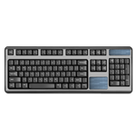 لوحة مفاتيح الحاسوب